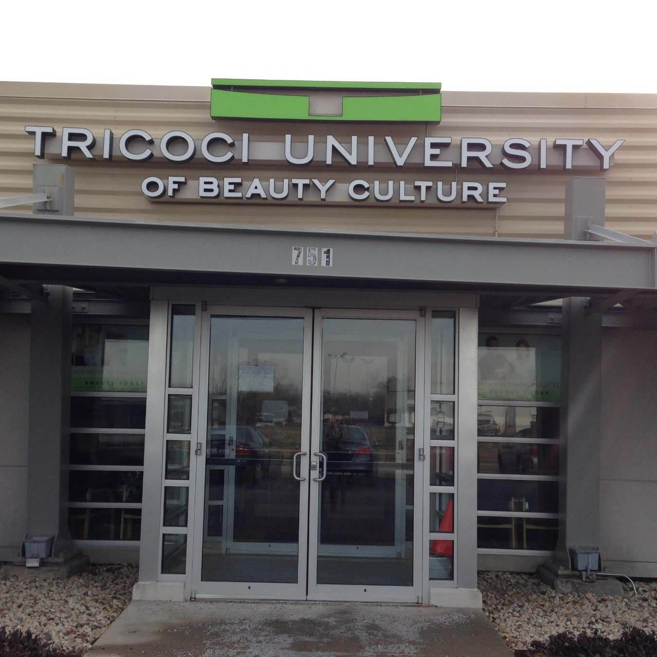 Tricoci University of Beauty Culture hair cutting services in Libertyville